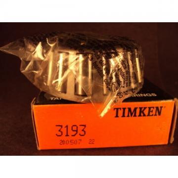 Timken 3193, Tapered Roller Bearing Cone