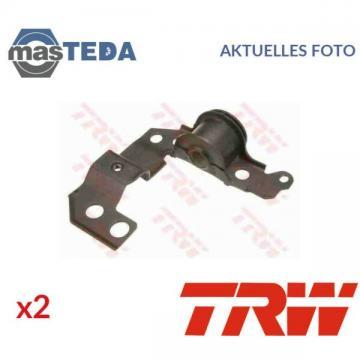 2x TRW Front Wishbone Bearing Bearing Bushing JBU737 G NEW OE QUALITY