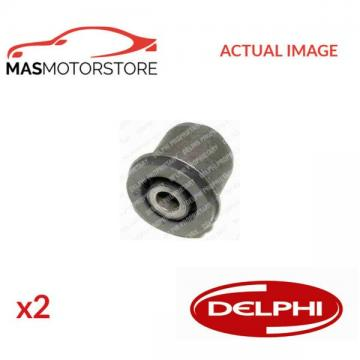 2x TD431W DELPHI LOWER CONTROL ARM WISHBONE BUSH PAIR G NEW OE REPLACEMENT
