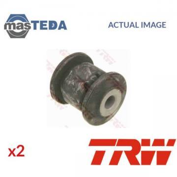 2x TRW FRONT CONTROL ARM WISHBONE BUSH JBU692 G NEW OE REPLACEMENT