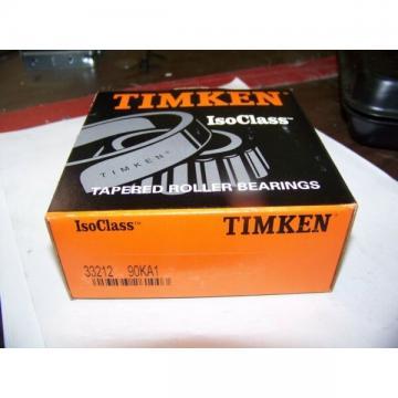 Timken IsoClass Bearing No. 32212 90KA1