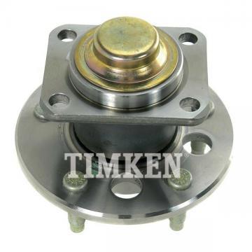 Wheel Bearing and Hub Assembly-Axle Bearing and Hub Assembly Rear Timken 512221
