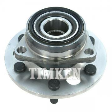 Wheel Bearing and Hub Assembly-Axle Bearing and Hub Assembly Front Timken 515002