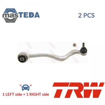 2x TRW LH RH TRACK CONTROL ARM PAIR JTC924 G NEW OE REPLACEMENT