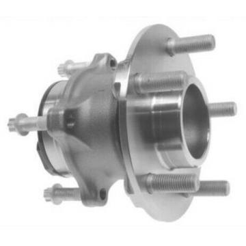 FORD C-MAX 1.6D Wheel Bearing Kit Rear 07 to 08 Fahren 3M512C299RBC 3M512C299RBB